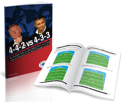 Soccer Book: 422-vs-433