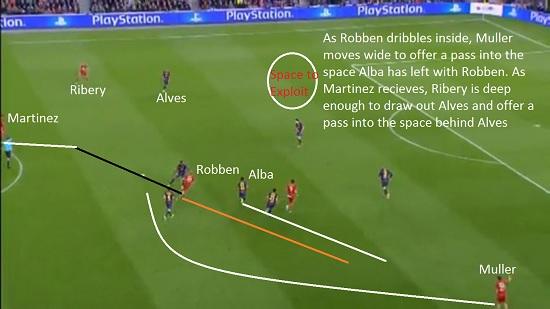 Bayern v Barca 2nd Leg (5)