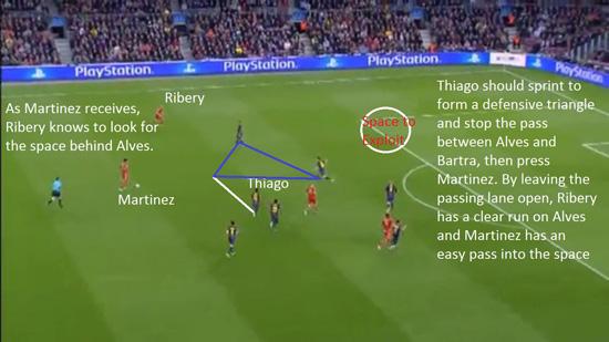 Bayern v Barca 2nd Leg (6)