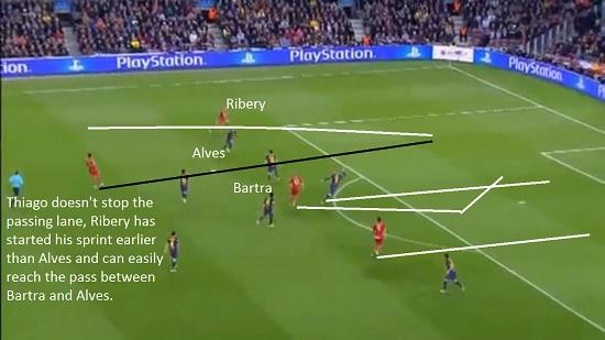 Bayern v Barca 2nd Leg (7)